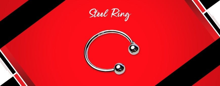 Buy Clitoris Steel Ring at Best Price In Keshod | Sex Toys Store